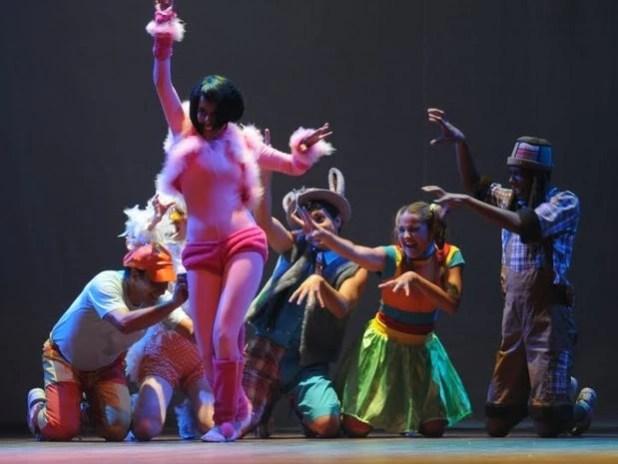 Clássico infantil 'Os Saltimbancos' será apresentado em Aracaju (Foto: Divulgação)