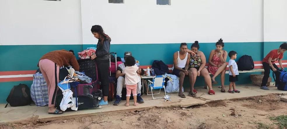Venezuelanos estão sendo expulsos do Peru, diz departamento dos Direitos Humanos  — Foto: Quedinei Correia/Arquivo pessoal