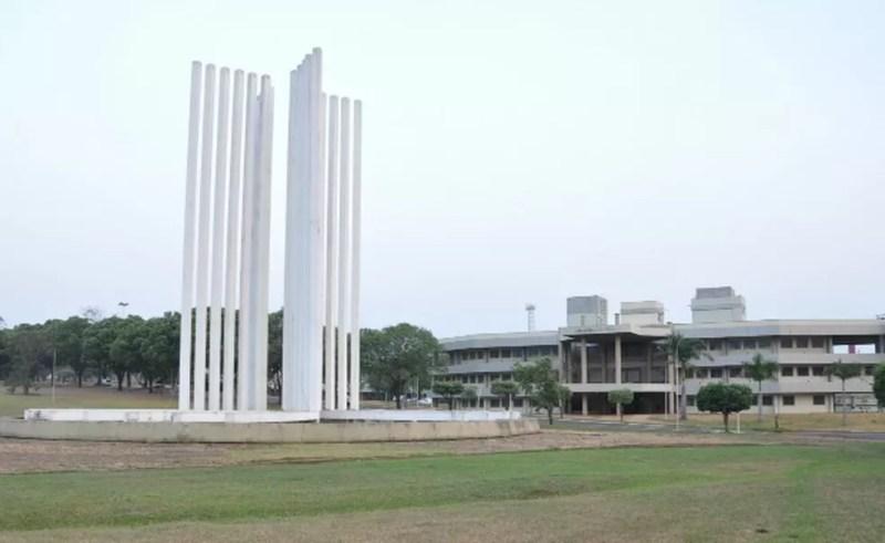 UFMS foi a universidade do estado com mais pesquisadores citados.  — Foto: Fernando da Mata/G1 MS