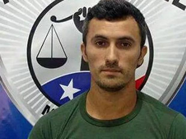 Márcio Gleyson Conceição, de 29 anos, foi preso por corrupção e facilitação (Foto: Divulgação/Polícia Civil)