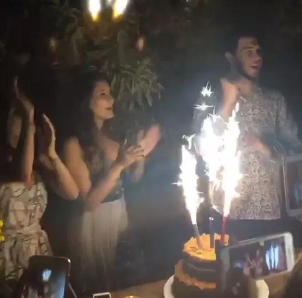 Filhos de Fátima Bernardes e William Bonner festejam aniversário (Foto: Reprodução/Instagram)