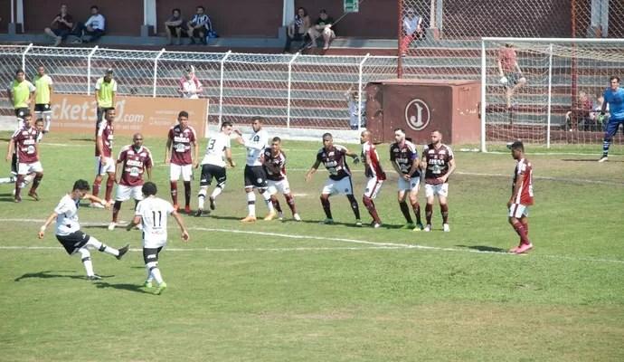 XV de Piracicaba x Juventus (Foto: Divulgação/XV de Piracicaba)