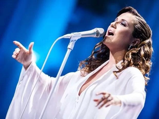 A cantora Maria Rita interpreta as composições que ficaram famosas na voz de sua mãe, Elis Regina (Foto: Divulgação)