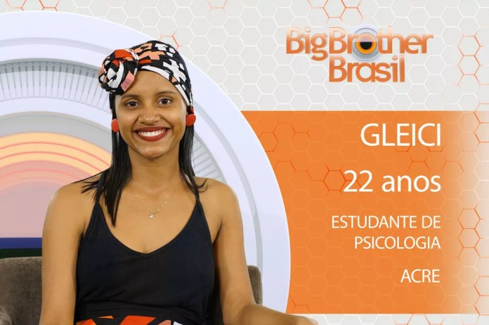 Gleici é participante do BBB18 (Foto: Divulgação)