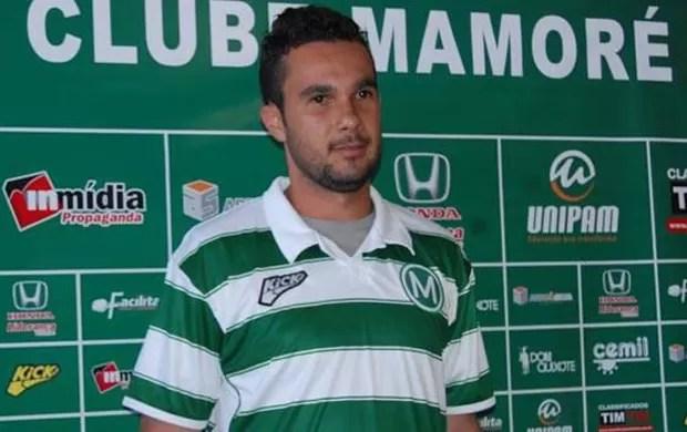 Raner Mariano Almeida Guaxupé (Foto: Reprodução / Facebook)