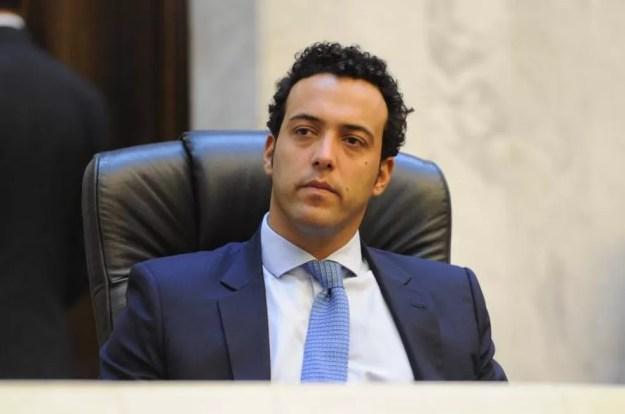 Deputado estadual Bernardo Ribas Carli (PSDB) morreu em um acidente aéreo (Foto: Pedro de Oliveira/Divulgação/Alep)