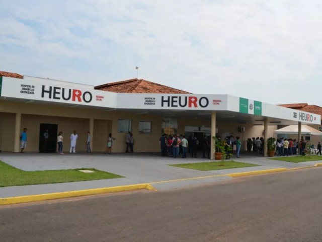 Hospital Regional de Cacoal e Hospital de Urgência e Emergência de Cacoal devem contratar intérpretes (Foto: Magda Oliveira/G1)