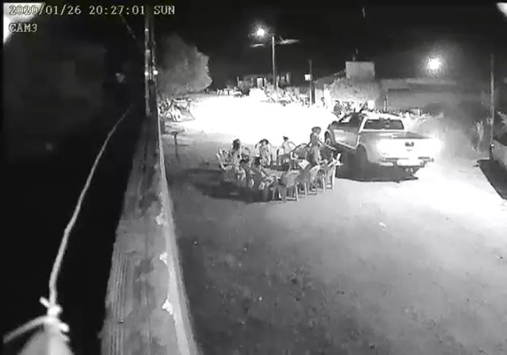 Criança morre atropelada em Xambioá — Foto: Reprodução