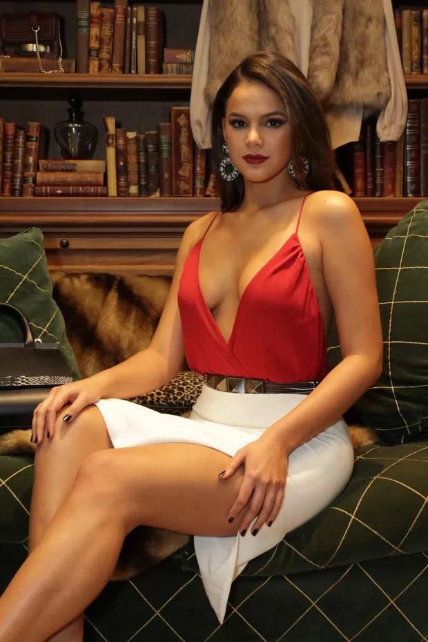 Bruna Marquezine (Foto: Marcelo Brammer / AgNews)