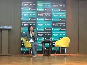 Sandra Maria Feliciano está entre 100 candidatos que devem participar de mais 3 etapas do projeto (Foto: Gaia Quiquiô/G1)