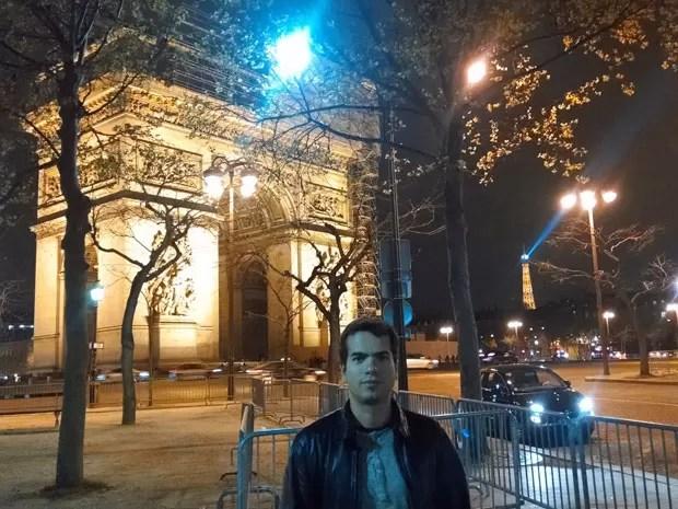 Artur Ávila faz trabalhos de pesquisa em matemática em Paris e no Rio de Janeiro (Foto: Arquivo pessoal)