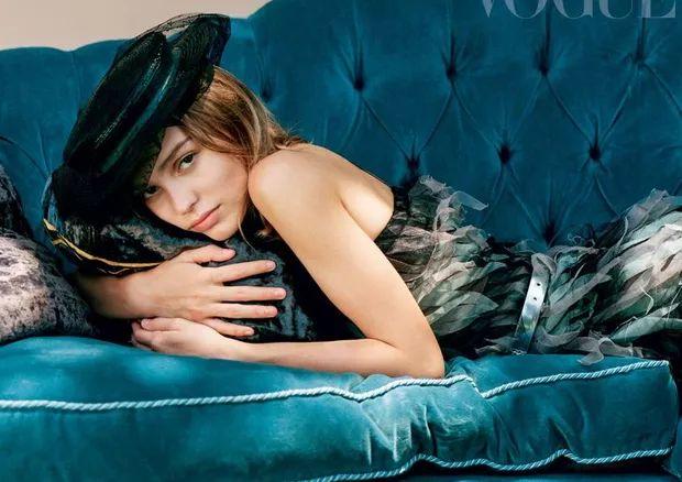 Lily-Rose Depp  (Foto: Reprodução)