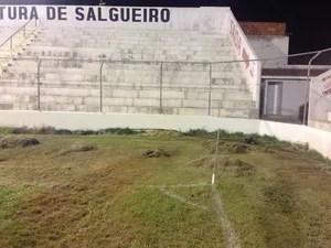 Estádio Cornélio de Barros (Foto: Kleber Estrela)