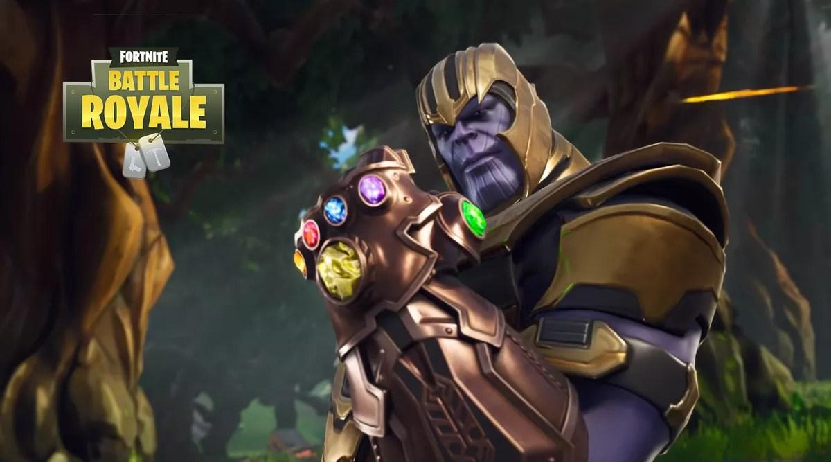 Fortnite Battle Royale Como Jogar O Modo Com Thanos De
