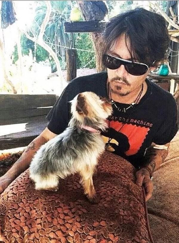Johnny Depp (Foto: Pinterest)