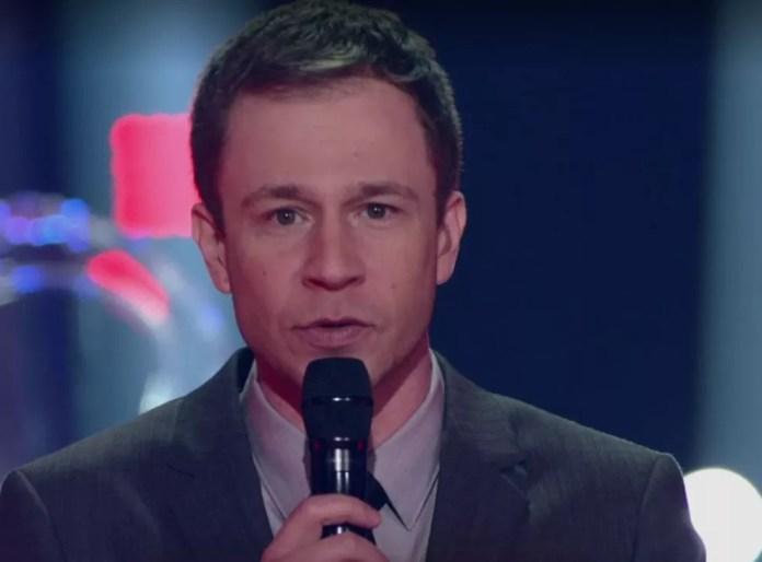 Tiago Leifert apresenta o 'The Voice Brasil' (Foto: TV Globo)