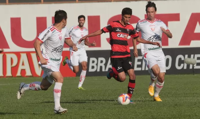 Jorginho Atlético-GO Mogi Mirim Série B (Foto: Léo Santos/Estadão Conteúdo)