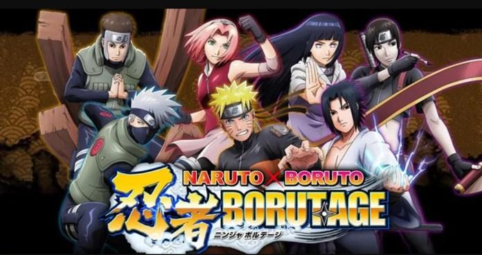 Naruto ganha novo jogo nos dispositivos móveis: Naruto X Boruto Ninja Voltage (Foto: Reprodução/Felipe Vinha)