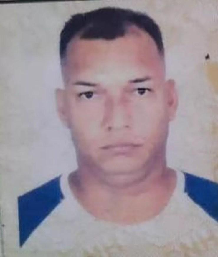 Açougueiro Vando Cunha de Oliveira, de 34 anos, foi morto a tiros em maio do ano passado, em Rio Branco — Foto: Arquivo pessoal