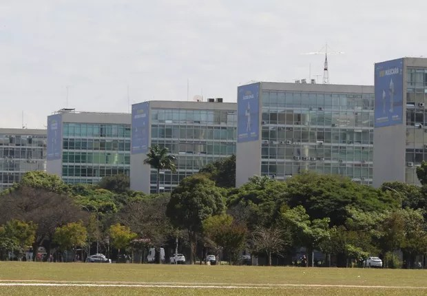 Ministry of Economy called for the suspension of a fake website registered abroad that collects data from Sigac users (Photo: Fabio Rodrigues Pozzebom/Agência Brasil)