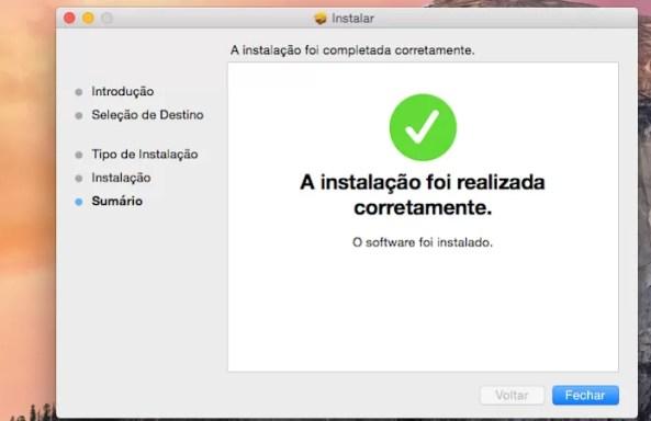 Instalando o app WO Mic no Mac (Foto: Reprodução/Edivaldo Brito)