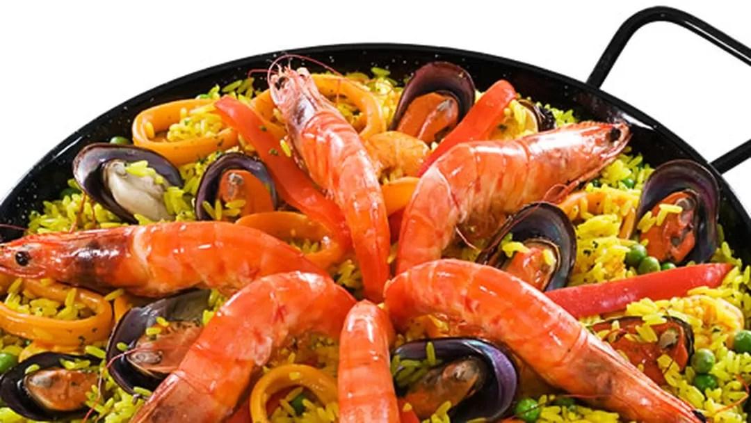 Resultado de imagem para paella