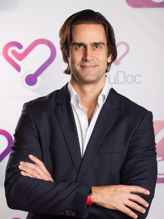 O doutor Guilherme Furtado atualmente apresenta programa sobre saúde no Canal Futura (Foto: Divulgação)