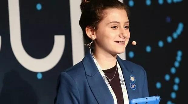Além da empresa, a jovem criou a fundação Rylie's Smile em 2015 (Foto: Reprodução: Instagram)
