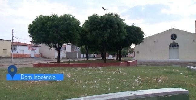 Cidade do Piauí conhecida como 'Terra da Sanfona' tem um sanfoneiro para cada 35 habitantes — Foto: TV Clube
