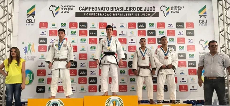 Após medalhas no Brasileiro, agora querem repetir o feito na Taça Brasil (Foto: Euder Lima)