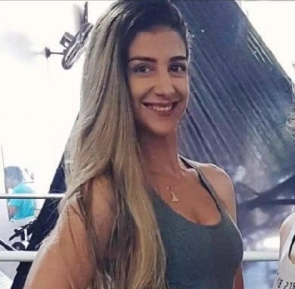 Andressa Serantoni foi morta com golpes de faca em Rio Preto  — Foto: Reprodução/Facebook