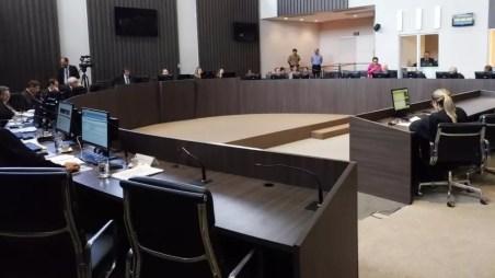 Pleno do TJPB aceitou por unanimidade denúncia contra prefeito da cidade de Conceição  (Foto: Hebert Araújo/TV Cabo Branco/Arquivo)