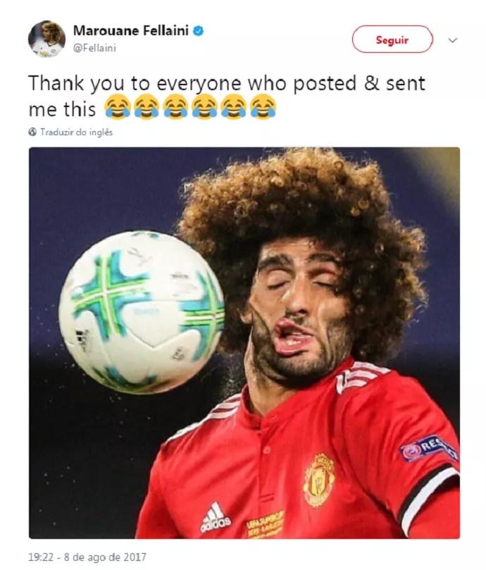 Fellaini meme bolada