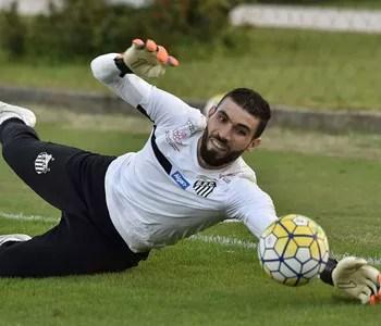 Vanderlei Santos (Foto: Ivan Storti / Divulgação Santos FC)