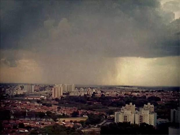 Resultado de imagem para Campinas com chuva
