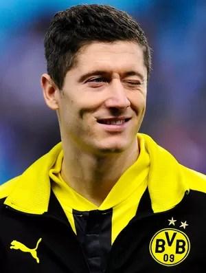 Robert Lewandowski Borussia Dortmund (Foto: Getty Images)
