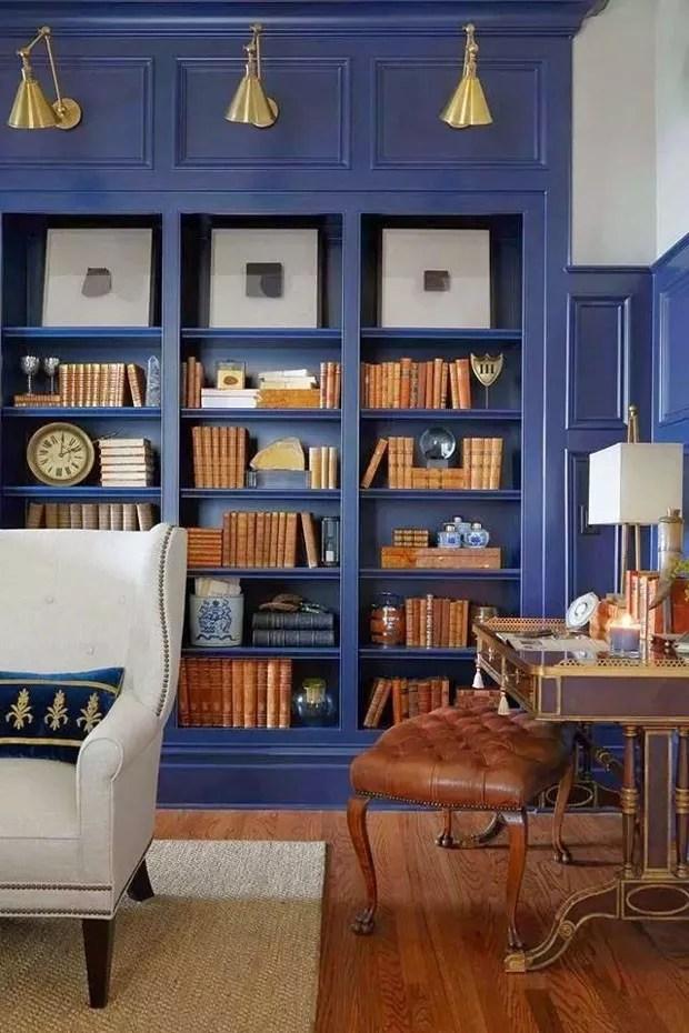 Como montar uma biblioteca em casa descubra quatro