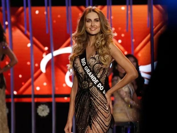 Concurso Miss Brasil 2015 - Rio Grande do Sul (Foto: Celso Tavares / Ego)