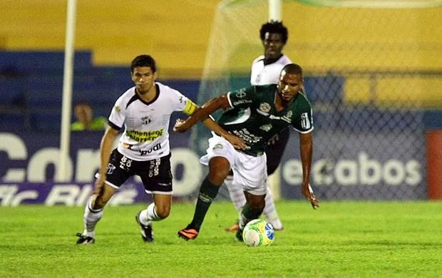 Icasa x Ceará (Foto: Miséria.com / Agência Estado)