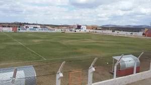 Estádio Viana de Araújo - Vianão - Afogados (Foto: Daniel Santana)