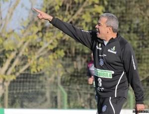 Hélio dos Anjos, Figueirense (Foto: Luiz Henrique, divulgação / FFC)
