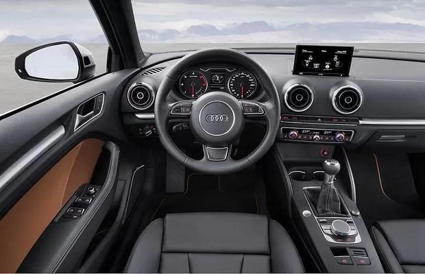 Audi A3 Sedan (Foto: Divulgação)