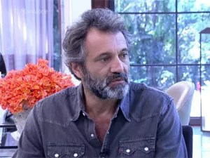 Domingos Montagner no 'Mais Você' (Foto: Reprodução/TV Globo)