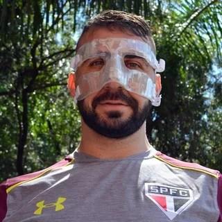 Lucas Pratto São Paulo (Foto: Érico Leonan / saopaulofc.net)