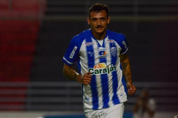 Bruno Mota foi o destaque da noite no Rei Pelé — Foto: Augusto Oliveira/Ascom CSA