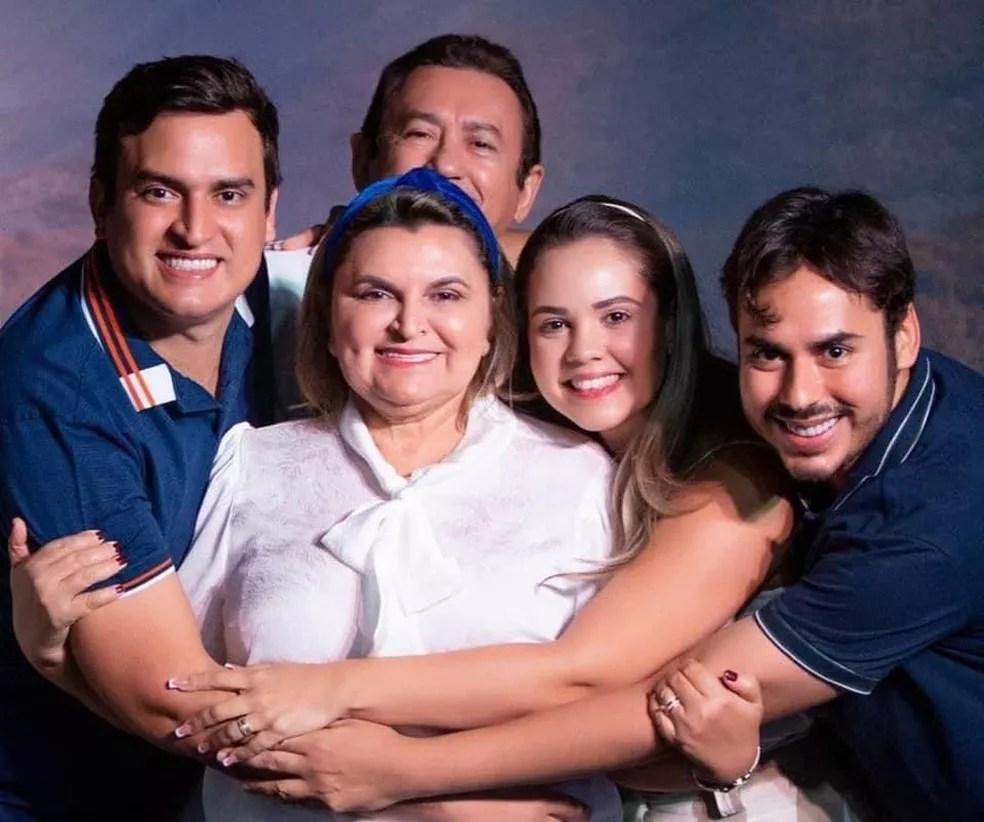 Prefeita de Coremas, PB, Francisca Chagas, morre de Covid-19, em João Pessoa — Foto: Reprodução/Redes Sociais