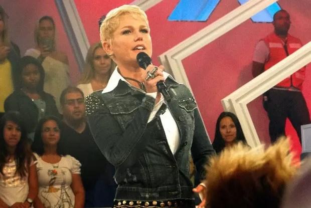 Loiríssima de novo, Xuxa apresenta novo quadro do programa  (Foto: TV Xuxa/ TV Globo)