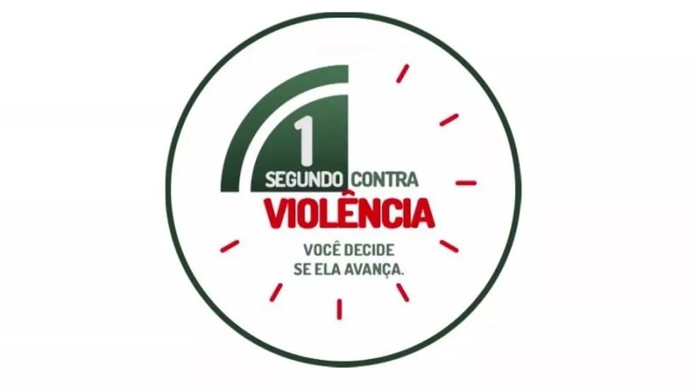 Selo da campanha — Foto: Divulgação