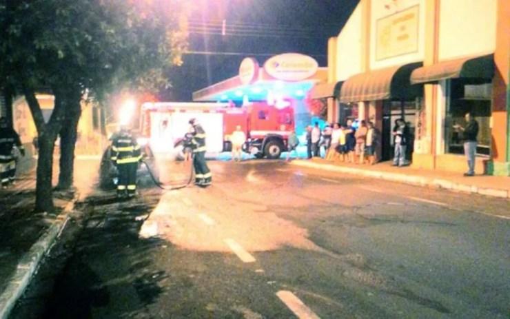 Mulher disse à polícia que prejuízo foi de R$ 40 mil (Foto: Arquivo Pessoal)