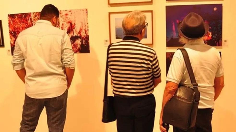 Sesc PB realiza abertura do Salão das Artes Visuais, em João Pessoa (Foto: Sesc/Divulgação)